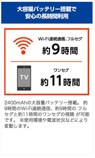 Yahoo!Wi-Fi_バッテリー